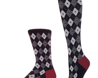 "Argyle Fighters - ""Star Wars"" Inspired Socks"