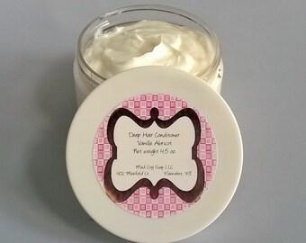 Vanille Abricot type Deep Hair Conditioner 4.5 oz