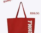 Sale TWA Travel Waterproof Canvas Tote GREAT Gift Sale
