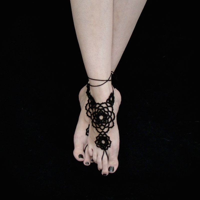 https://www.etsy.com/listing/191252112/tatted-barefoot-sandals-woven-rose?