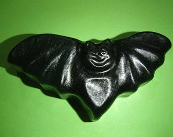 Halloween Bat Glycerin Soap