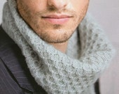 Casual Cowl Scarf for Men
