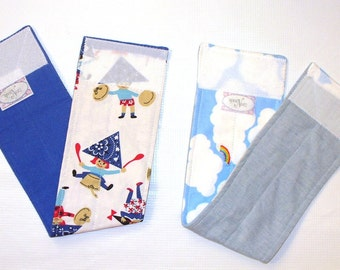 "2 pkg Dog Belly Band READY to SHIP fits 15.5"" waist size x 4"" wide"