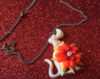 Girl's Best Friend Necklace