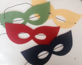 MADE TO ORDER Catwoman Masks