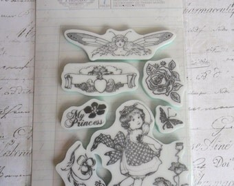 Prima Stamps: Princess Collection by Jodi