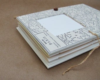 Paris Travel Journal for Art, Photos and Writing - Personalized to Order