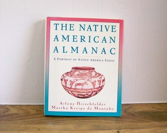 Native American Book Almanac Reference Arlene Hirschfelder History Language Culture