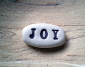Pocket Charm, Joy, Inspirational Message