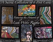 Sacred Postcard Collection ~ Waking The World