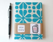 2014 Diary with Helen Rawlinson Fabric Cover