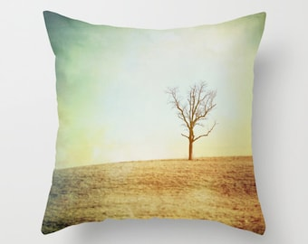 throw pillow - lonely