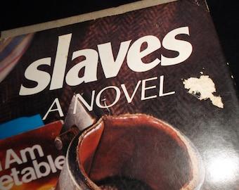 1972 Roderick Thorp Slaves Book