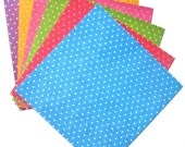 Vivid Dots - 6x6 Forever In Time Paper Pack