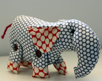Frankie the Elephant PDF pattern