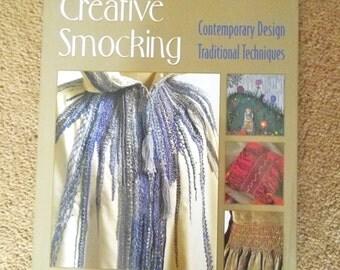 Smocking Book Creative Smocking How to Do Smocking