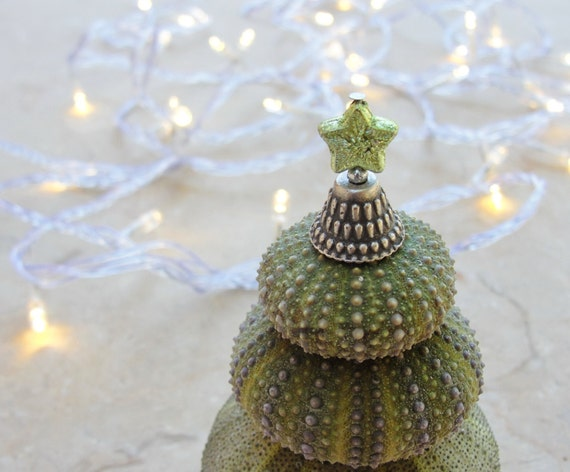 Christmas Tree Decoration Inspired by the Sea