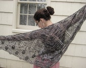Wrought - Knit Lace Shawl