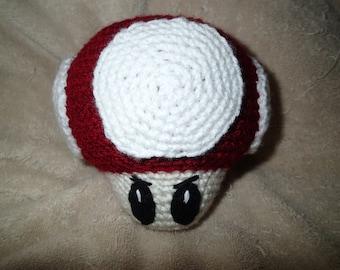 Super Mario Bros.  Poison Mushroom