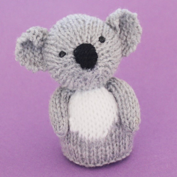 Knitting Patterns Toys Uk : Koala toy knitting pattern pdf