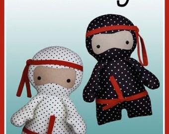 Little Ninjas Sewing Pattern