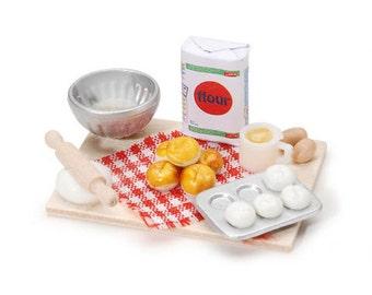 Miniature Tabletop Bread Baking