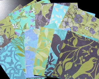 Botanical Collection by Susan Winget 6x6 Paper Pack Sampler