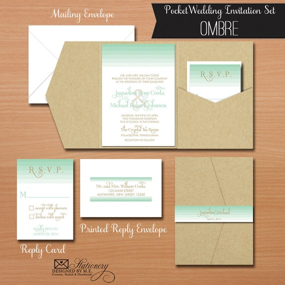Wedding Invitation Folders With Pocket: 301 Moved Permanently
