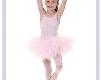 Light Pink Tutu Skirt Light Pink Tutu Dress Toddler Pink Tutu Angelina Ballerina Birthday 2 3 4 Year