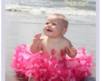 Pinkalicious Tutu Pink Tutu Dress Petti Tutu Baby Girl First Birthday Tutu Infant Pettiskirt 9 12 18 Months