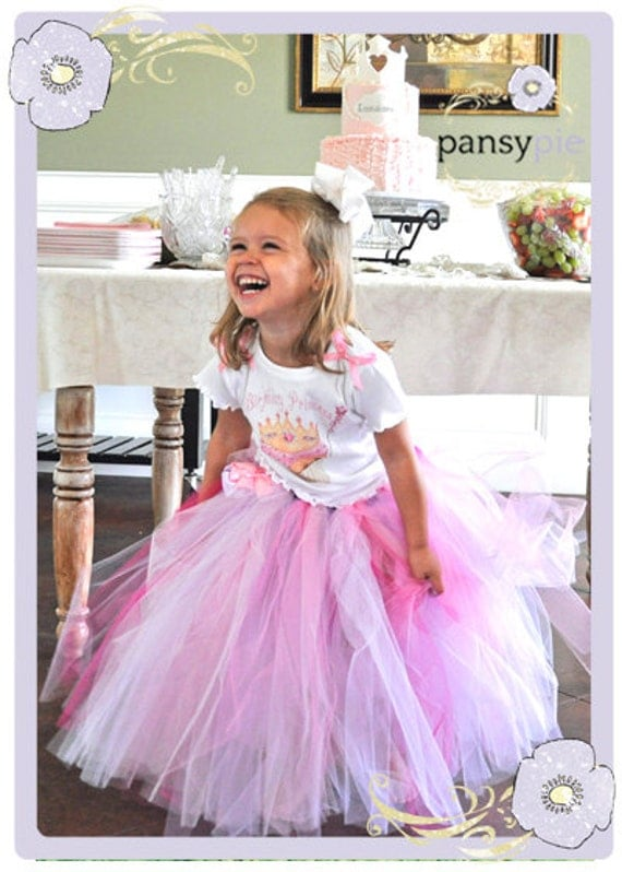 Toddler Birthday Girl Outfits Birthday Princess Outfit