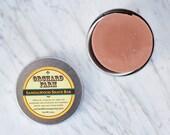 Sandalwood Shave Bar// Natural Shave//Mens Shave Soap