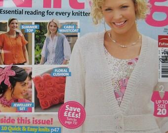 Simply Knitting Pattern Magazine UK