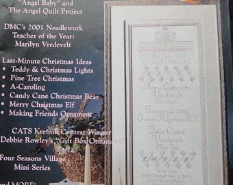 Stoney Creek Cross Stitch Collection Magazine