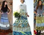 Amy Butler Liberty Skirt Sewing Pattern, FREE SHIPPING