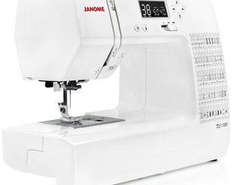 Janome DC1050 Sewing Machine, FREE SHIPPING // Graduation Gift // Wedding Gift // Birthday Gift // Quilting