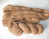 3-Ply Worsted  Fawn Twist  Alpaca Yarn