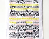 SALE Fields From Above Tea Towel