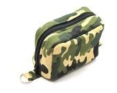Essential Oil Case Holds 6 Bottles Essential Oil Bag Camouflage