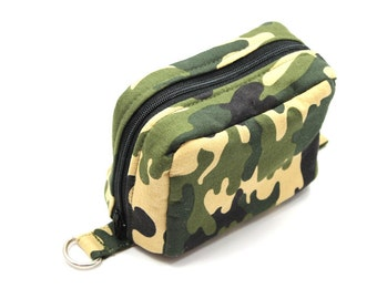 Essential Oil Case Holds 6 Bottles Essential Oil Bag Camouflage