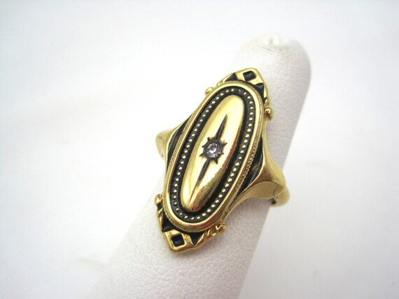 Vintage Ring - Art Deco Avon