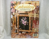 Embroidery and Cross Stitch Magazine - Australia - Vol 4 Number 6 - 1999