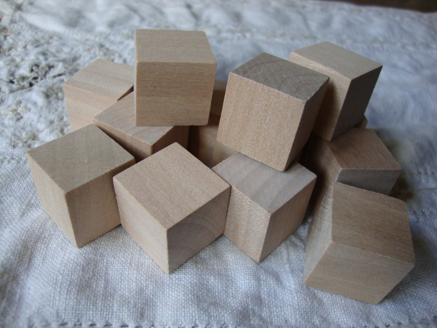 Mini wood blocks unfinished wood crafts supplies 1 wood for Where to buy wood blocks for crafts