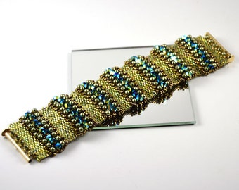 Nakita Bracelet Beading Pattern