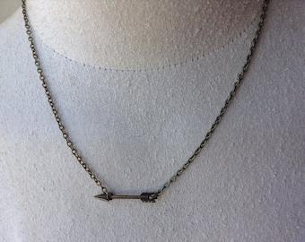 Arrow Necklace, Arrow Jewelry
