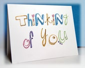 MATURE CONTENT CARD - Thinking of You - Naked