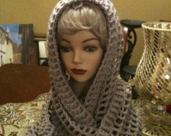 Made t o order infinity/cowl/scarf