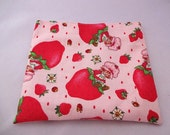 Retro Strawberry Shortcake Snack Bag