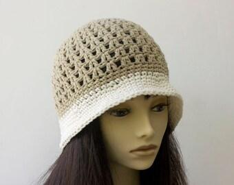 Bucket Hat  Crochet Pattern, Sun Hat Pattern, Fast, Easy Pattern, Instant Download, Hat PDF Pattern, Brim Hat Pattern