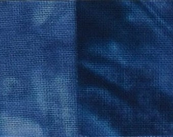 Starr Design 4 Pack Fat Quarters Blueberries Hand Dyed Cotton Fabrics